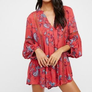 FP 'Just The Two Of Us' Tunic Top